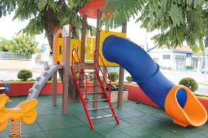 Playground Ecológico Infantil - Modelo Eco 156